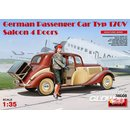 German Passenger Car Typ 170V.Saloon 4 4 Doors