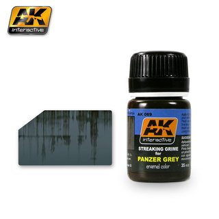 STREAKING GRIME FOR PANZER GREY VEHICLES