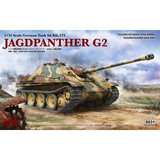 JAGDPANTHER G2 W/ WORKABLE TRACK LINKS & RM-5005 & RM-5008 & RM-5015 & RM-5028