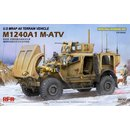 M-ATV (MRAP ALL TERRAIN VEHICLE) M1240A1