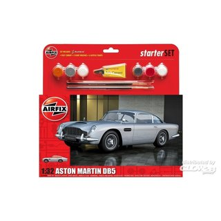Medium Starter Set - Aston Martin DB5 Silver