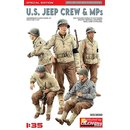 U.S. Jeep Crew & MPs. Special Edition